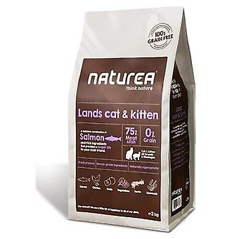 Naturea Lands Cat & Kitten (Cats , Cat Food , Dry Food)