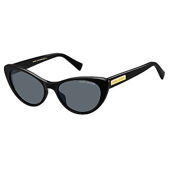 Marc Jacobs Marc 425/S 807/IR Black/Grey Sunglasses
