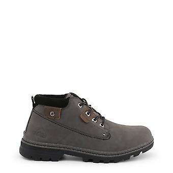 Carrera Jeans Original Män Höst / Vinter Vrist Boot - Grå Färg 35970