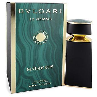 Bvlgari Le Gemme Malakeos Eau De Parfum Spray von Bvlgari 3,4 oz Eau De Parfum Spray