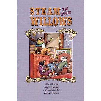 Steam in the Willows Black and White Edition by Brennan & Krista