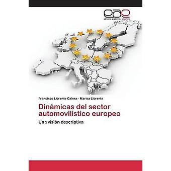 Dinmicas del sector automovilstico europeo by Llorente Galera Francisco