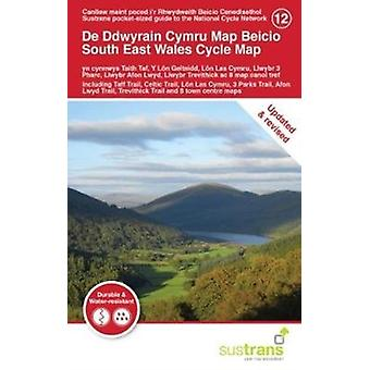 South East Wales Cycle Map