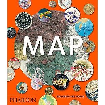 Carte - Exploring The World - midi format par John Hessler - 978183866064