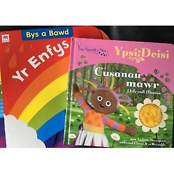 Pecyn yr Enfys a Chusanau Mawr - 9781849673792 Book