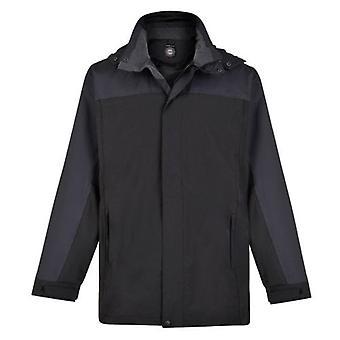 Kam Jeanswear Contrast Waterproof Jacket