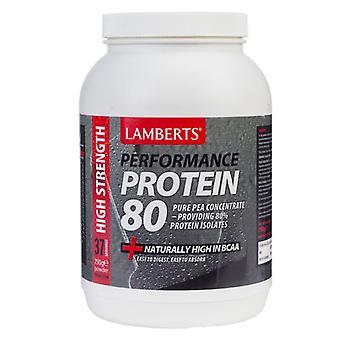 LAMBERTS Performance Protein 80 750g