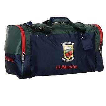 ONeills Unisex Mayo GAA Denver Holdall Bag