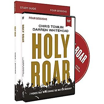 Holy Roar Study Guide With DVD - Seven Words That Will Change The Way