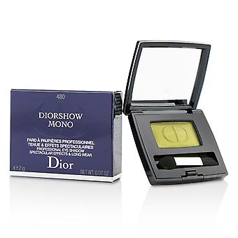 Diorshow mono professional spectacular effects & long wear eyeshadow # 480 nature 212027 2g/0.07oz