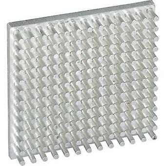 SEPA PB50-50-10-169-AL Heatsink (L x W x H) 50 x 50 x 10 mm
