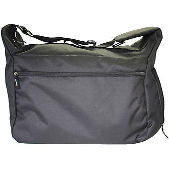Rallegra Sports Gym Bag - Black