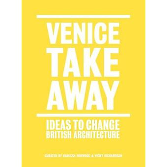 Venice Takeaway by Aberrant Architecture - 9781907896248 Book