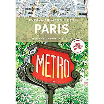 Paris Everyman Mapguide - 9781841595849 Book