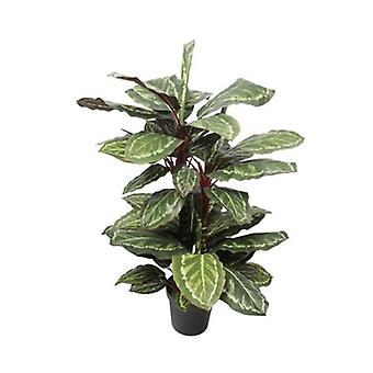 Artificial Wide Leaf Cordyline Plant 90Cm