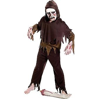 Flesh Zombie Child Costume