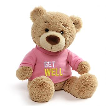 Gund Get Well Soon Bear (Pink)