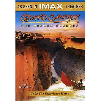 Grand Canyon: Hidden Secrets [DVD] USA import