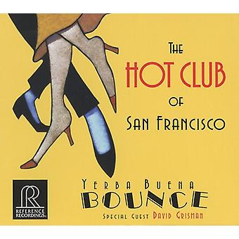 Hot Club of San Francisco - Yerba Buena Bounce [CD] USA import