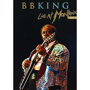 B.B. King - Live at Montreux 1993 [DVD] USA import
