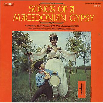 Songs of a Macedonian Gypsy - Songs of a Macedonian Gypsy [CD] USA import