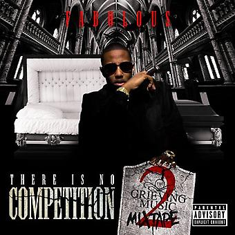 Fabolous - There Is No Competition 2: Grieving Music EP [CD] USA import