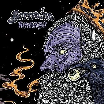 Borracho - Riffography [CD] USA import