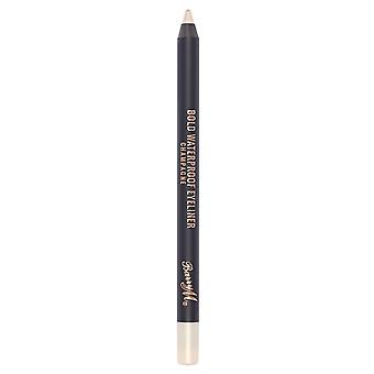 Barry M Bold Waterproof Eyeliner - Champagne - 10