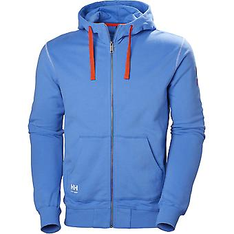 Helly Hansen Mens Oxford Hooded Full Zip Workwear Hoodie Sweater