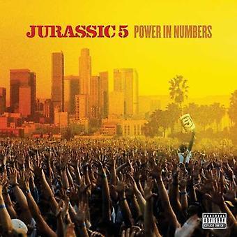 Jurassic 5 - Power i Numb (2LP/Ex [Vinyl] USA import