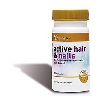 Active Hair & Nails 60 softgels