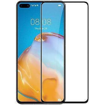 iCoverCase | Huawei P40 | Uitgebreide screenprotector