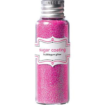 Doodlebug Design Bubblegum Sugar Coating Glitter (20g) (1478)