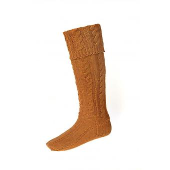 House of Cheviot Country Socks Shetland ~ Wildbroom