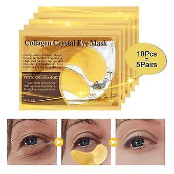 Cura maschera oculare - Anti invecchiamento patch occhi scuri borse - Rimuovere la pelle maschera per gli occhi