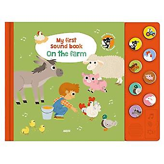 My First Sound Book On the Farm by Auzou Publishing