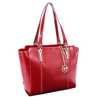 97516, M Serie Alicia Red Bag