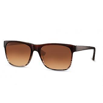 النظارات الشمسية المرأة مستطيلة Cat.2 براون (CWI2532)
