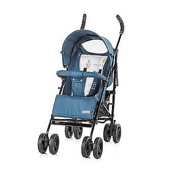 Chipolino barnvagn Sisi, buggy från 6 månader, hopfällbar, taklucka
