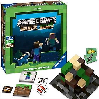 Ravensburger 26132 Minecraft Bouwers & Biomes Spel