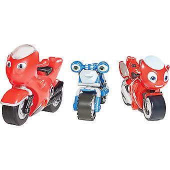 Ricky Zoom T20041 Hank & The Bike Buddies