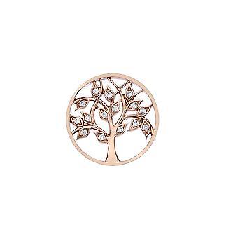 Emozioni Tree Of Life Coin 25mm EC428