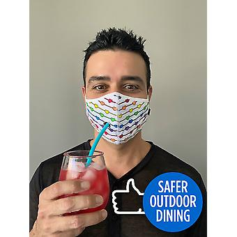 Mondkapje Andrew Christian Happy Hour Pride Love Mask