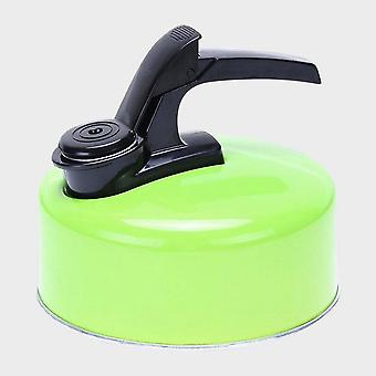 New Hi Gear 1L Lightweight Whistling Kettle Lime