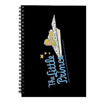 Den lille prins papir fly Spiral Notebook