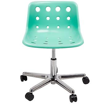 Loft Robin Day 5 Star Peppermint Green Plastic Polo Chair