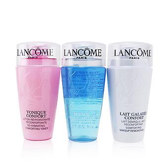 My 3 step cleansing kit: bi facial 75ml + confort galatee 75ml + confort tonique 75ml 253701 3pcs