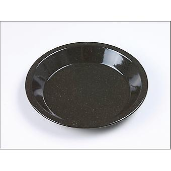 Falcon Round Pie Dish Black 25cm 944525
