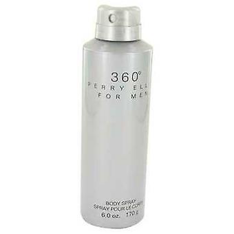 Perry Ellis 360 By Perry Ellis Body Spray 6.8 Oz (men) V728-533492
