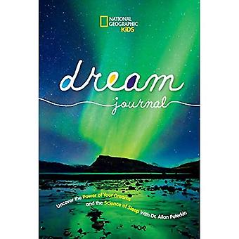 National Geographic Kids Dream Journal
